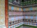 Sevilla - azulejos en el Centro Andaluz de Arte Contemporáneo