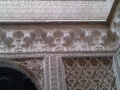 Decoración al paredes de Patio de las muñecas