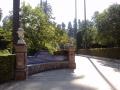 En el Jardín de Retiro de Marqués