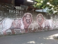 Bs. As. - graffiti en Las Barracas