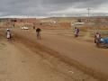 Villazon, Bolivia - en la ciudad pequeña
