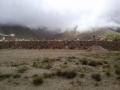 entre Iruya y Humahuaca - cementerio
