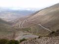 Purmamarca - carretera a las Salinas Grandes