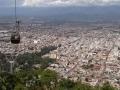 Salta - encima del cerro San Bernardo
