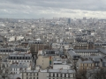 Paris - Blick vom Montmartre in Richtung Centre Pompidou