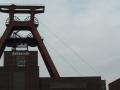 Essen –  Zeche Zollverein: Ehrenhof an Schacht XII