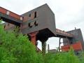 Essen –  Zeche Zollverein: an der Kokerei