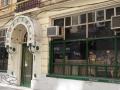 Bukarest - Portal einer Bar