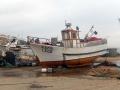 Ericeira - barco pesquero - LEGO