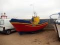 Ericeira - barco pesquero - Nortada