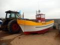 Ericeira - barco pesquero - Baiana