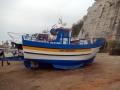 Ericeira - barco pesquero - Novo Marinheiro