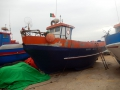 Ericeira - barco pesquero - Mestre Brites