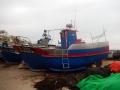 Ericeira - barco pesquero - Cunice