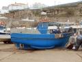 Ericeira - barco pesquero - Luar