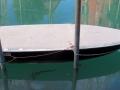 Venedig - Boot auf dem Rio de S. Elena