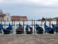 Venedig - Gondeln am Piazza San Marco