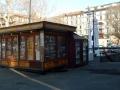 Mailand - Kiosk an der Porta Venezia