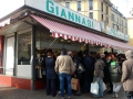 Mailand - street food Giannasi 1967 nahe der Porta Romana