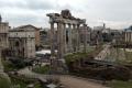 Rom - Am Forum Romanum