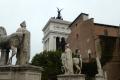 Rom - Am Monumento a Vittorio Emanuele II