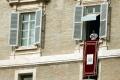 Rom - Sonntagspredigt Piazza S. Pietro
