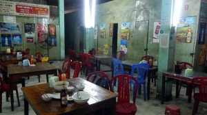 09 - Lao Cai - Common Accommodation (Nha Nghi)