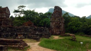 15 - My Son - Ancient Religious Place of Cham People